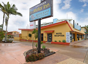 Urangan Accommodation - Urangan Motor Inn, 573 Esplanade Urangan QLD 4655